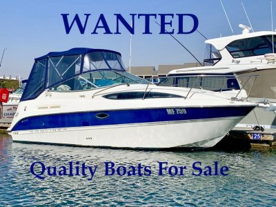 Bayliner 2655 Widebody WANTED