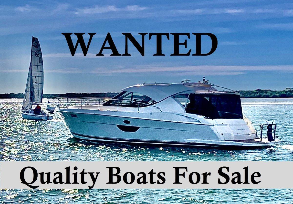 Riviera 4400 Sport Yacht WANTED