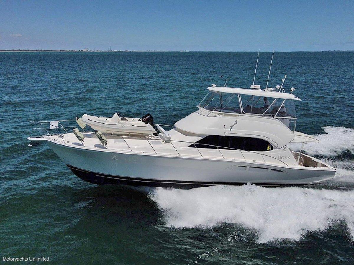 Riviera 51 Open Flybridge *** Twin MTU Series 60 engines ***:Riviera 51 Open Flybridge