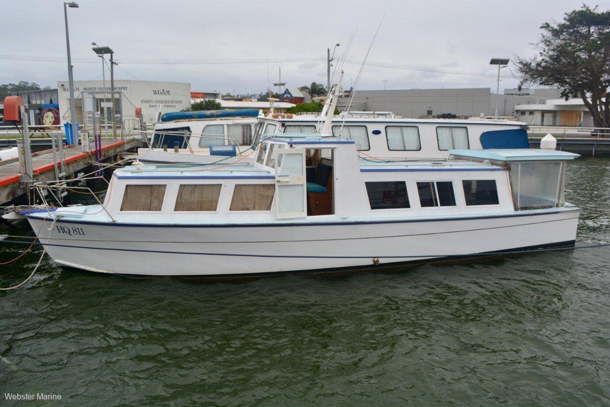 Custom Timber Cruiser 34