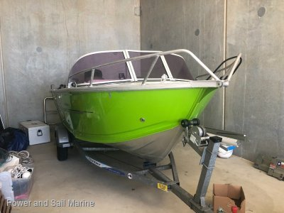 Bluefin 4.75 Weekender THE GREEN MACHINE PRICED TO SELL NOW