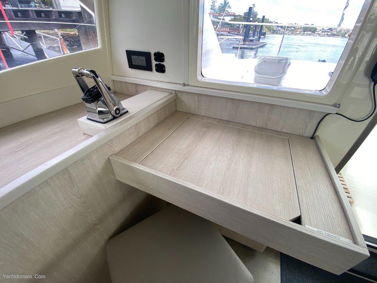 Leopard Catamarans 43 PC