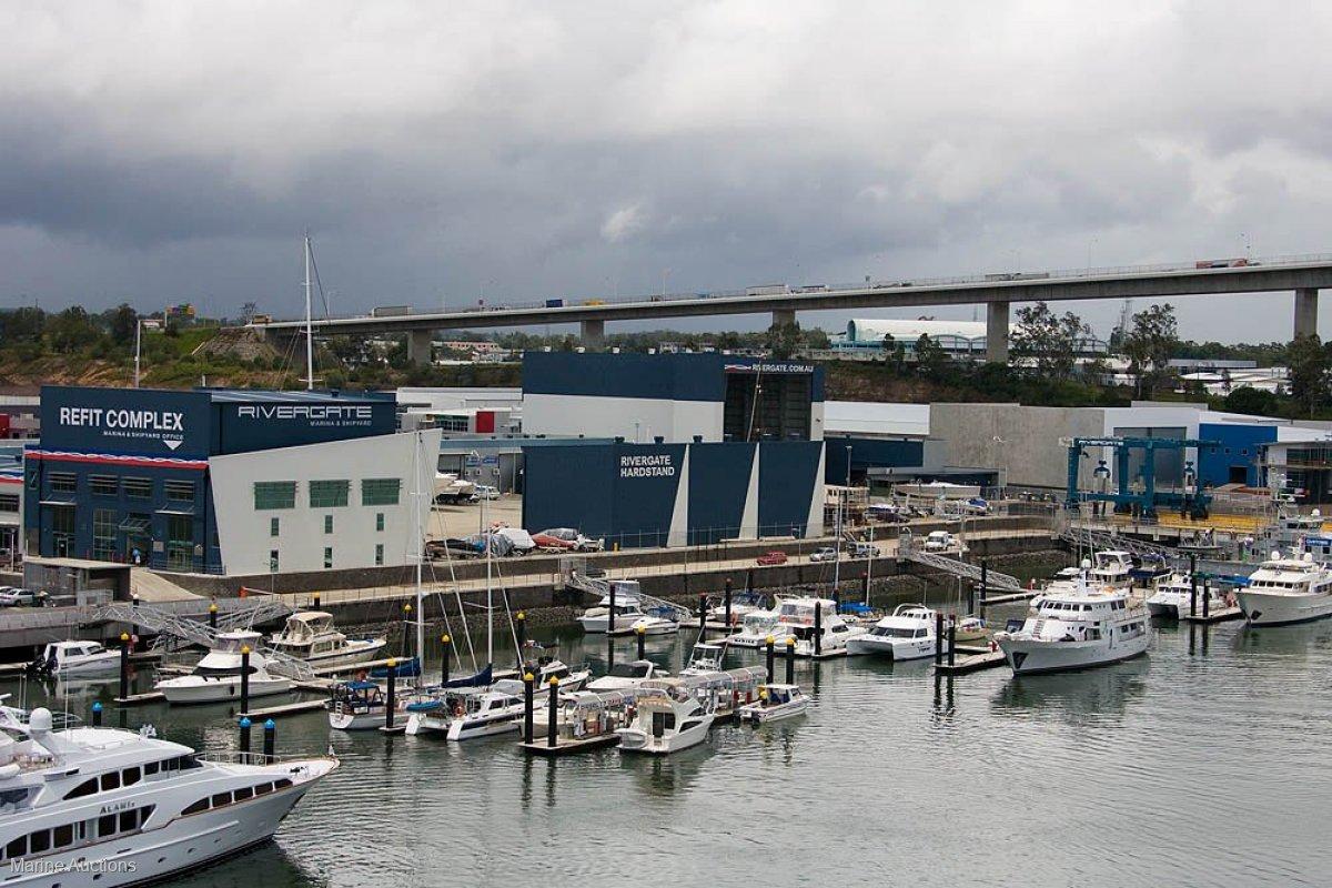 Rivergate Marina Berth D7 15M