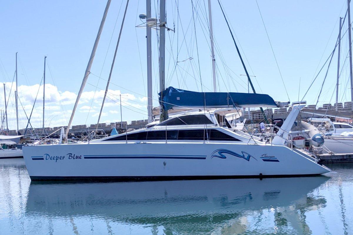 Chincogan 40 Catamaran