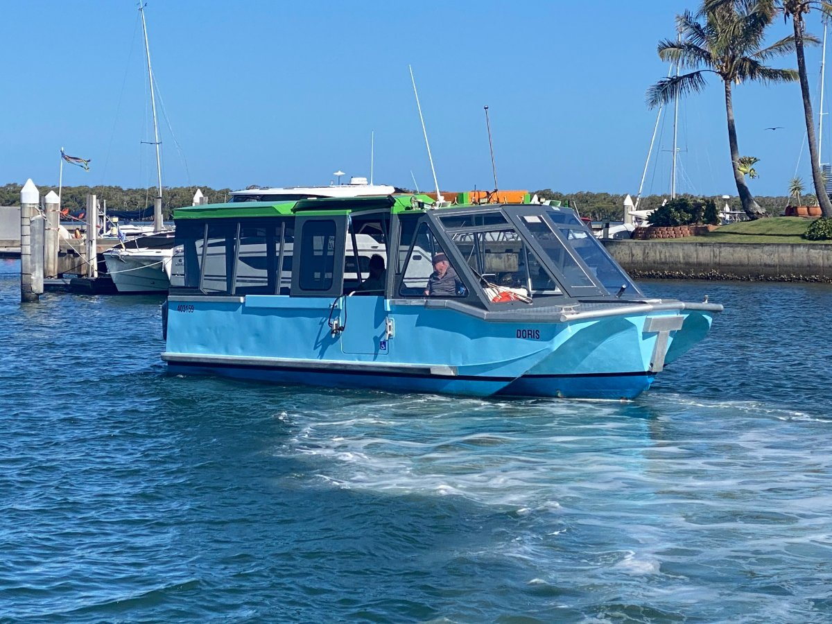 Bale Water Taxi
