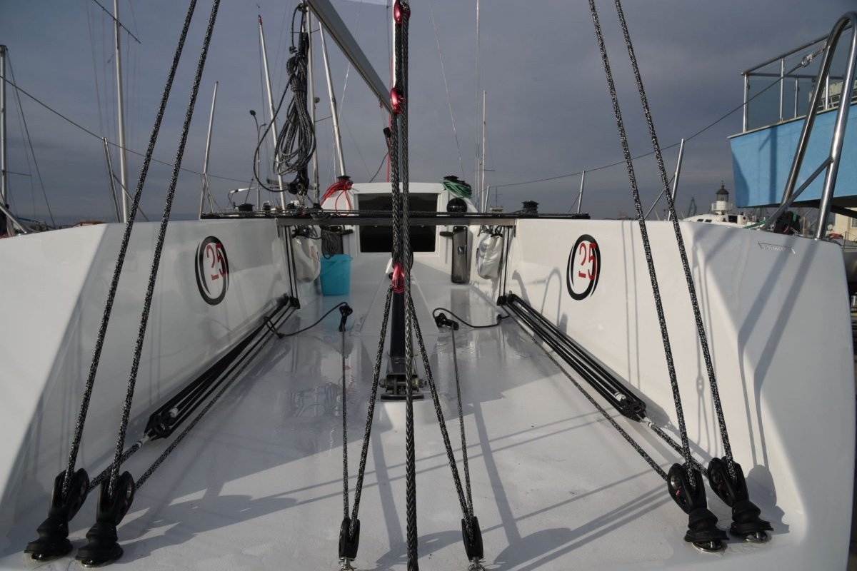 25ft Peterson Modern Classic Racing Yacht