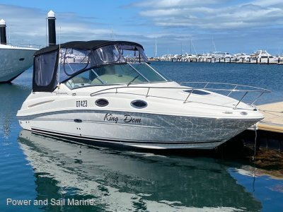 Sea Ray 245 Sundancer Immaculate Boat DONT MISS OUT