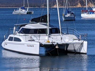 Seawind 1000 Catamaran