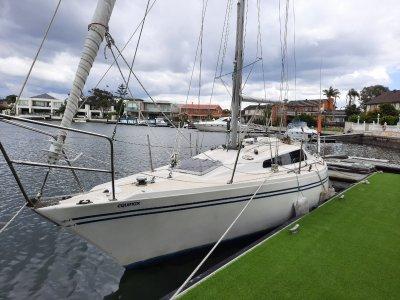Savage 30 Defiance 30 ft sailing boat