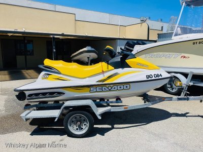 Sea-Doo GTI 130 WITH ONLY 86 HOURS