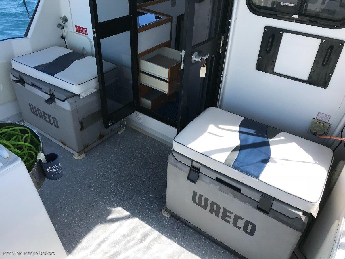 Kevlacat 3700 Extended Hardtop