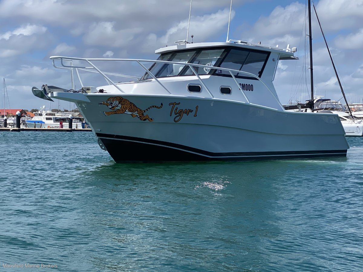Lux Custom Boats 8.2 Hardtop Custom:Quality HD build