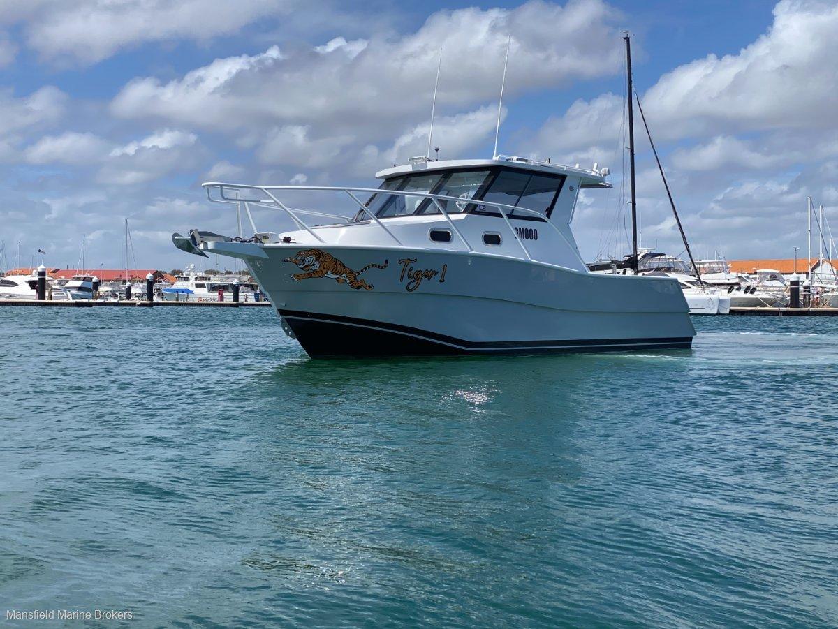 Lux Custom Boats 8.2 Hardtop Custom