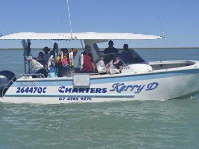 Kerry D Fishing Charter Business Karumba