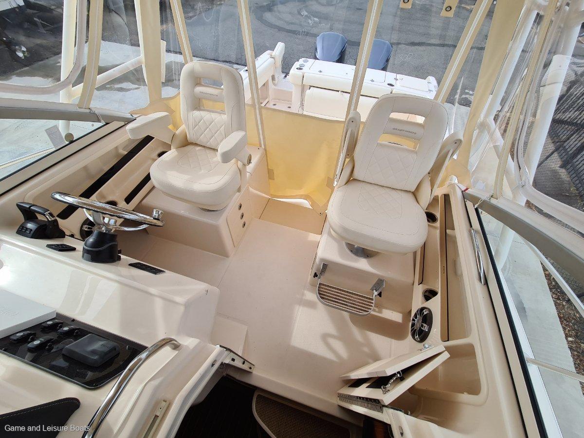 Grady-White Marlin 300 - 2021MY