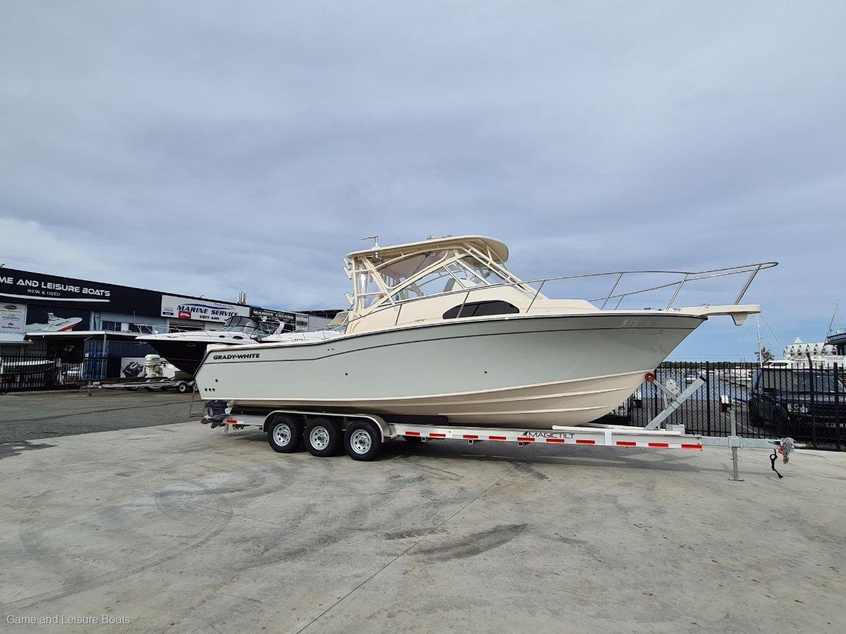 New Grady-White Marlin 300 - 2021MY