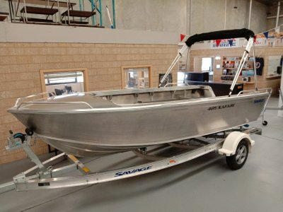 Savage 485 Safari heavy duty dinghy package
