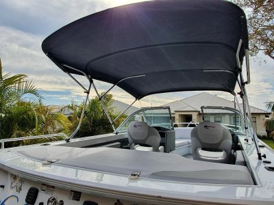 Quintrex 570 Freedom Cruiser 2013 Model Low Hours