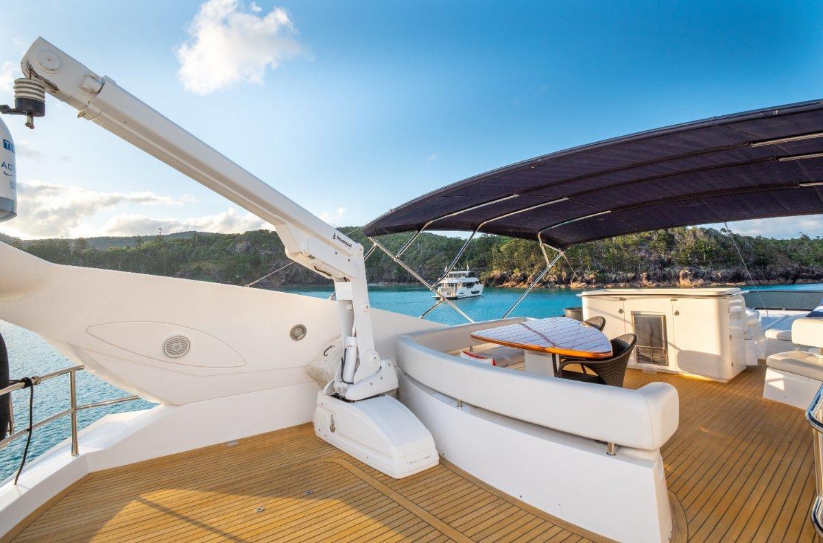Sunseeker Yacht 82