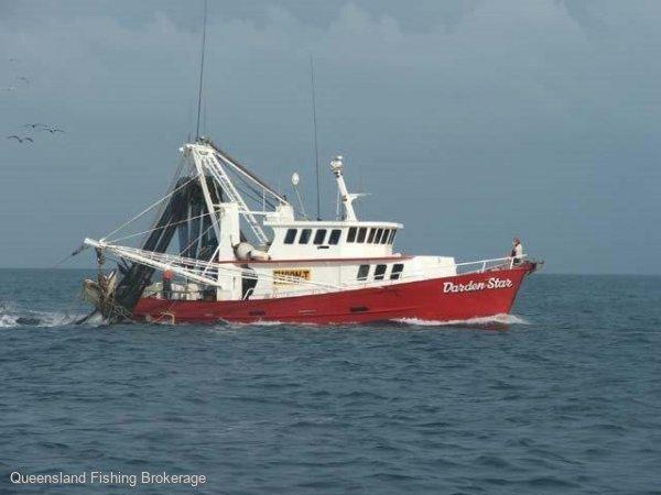 TS437 18m Steel Trawler Package - East Coast