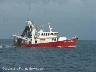 TS437 18m Steel Trawler