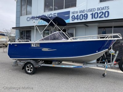 Tattoo Boats 515 Sunseeker Bowrider