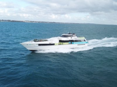 High Speed Monohull Passenger Ferry