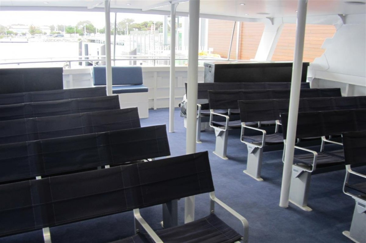 High Speed Monohull Passenger Ferry
