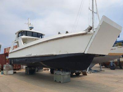 Seatamer 12 Meter Fast Landing Barge