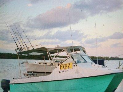 Kevlacat 5.2 Series 1900 Offshore