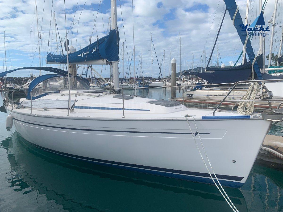 Bavaria Cruiser 34 Bargain going quickly