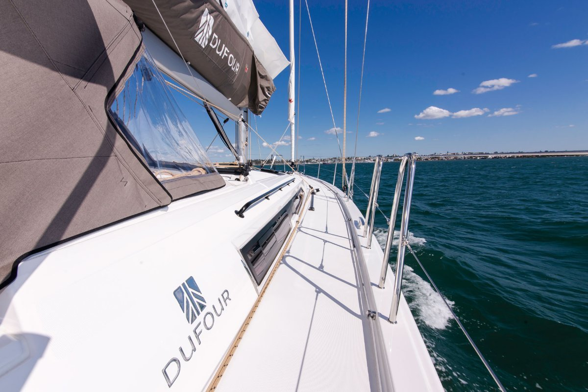 Dufour 470 NEW