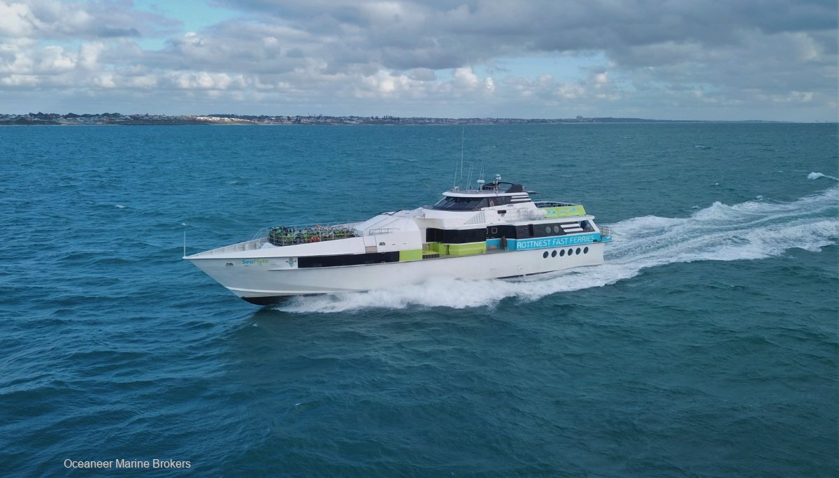 Wavemaster High Speed Ferry