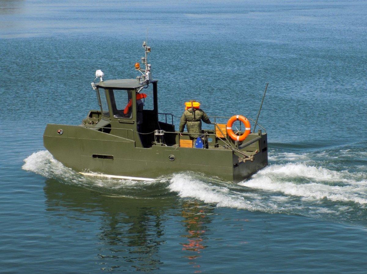 Mini-Tug / Multipurpose Workboat