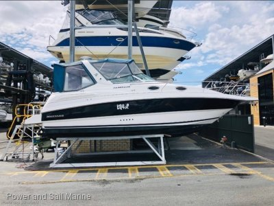 Mustang 2800 Sportscruiser New clears, new bimini and turn key ready to go!