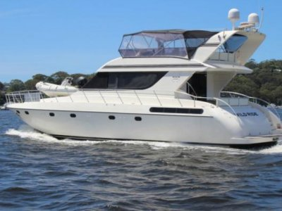 Picchiotti 60 Motor Yacht Liveaboard