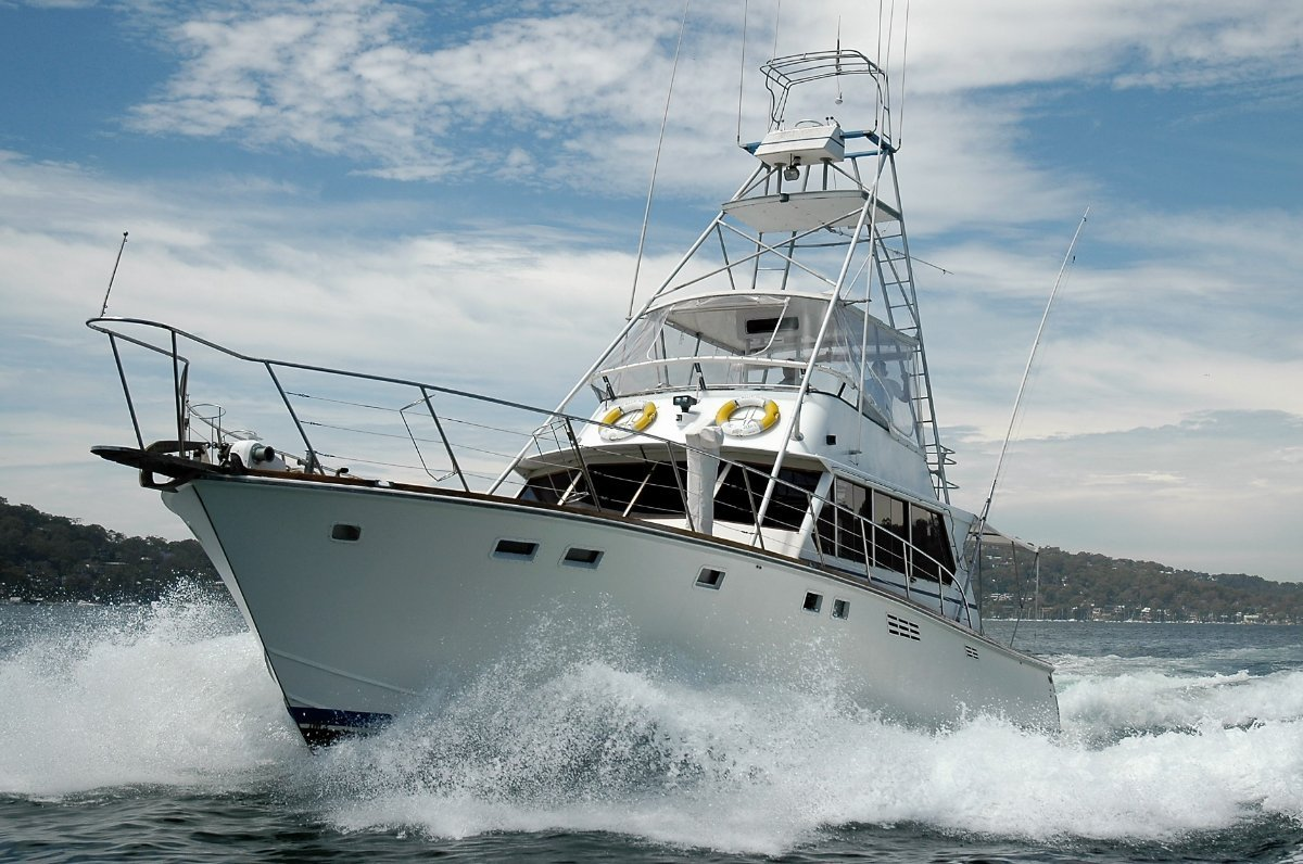 Quilkey Flybridge Cruiser In Current AMSA 1E Survey 20 pax