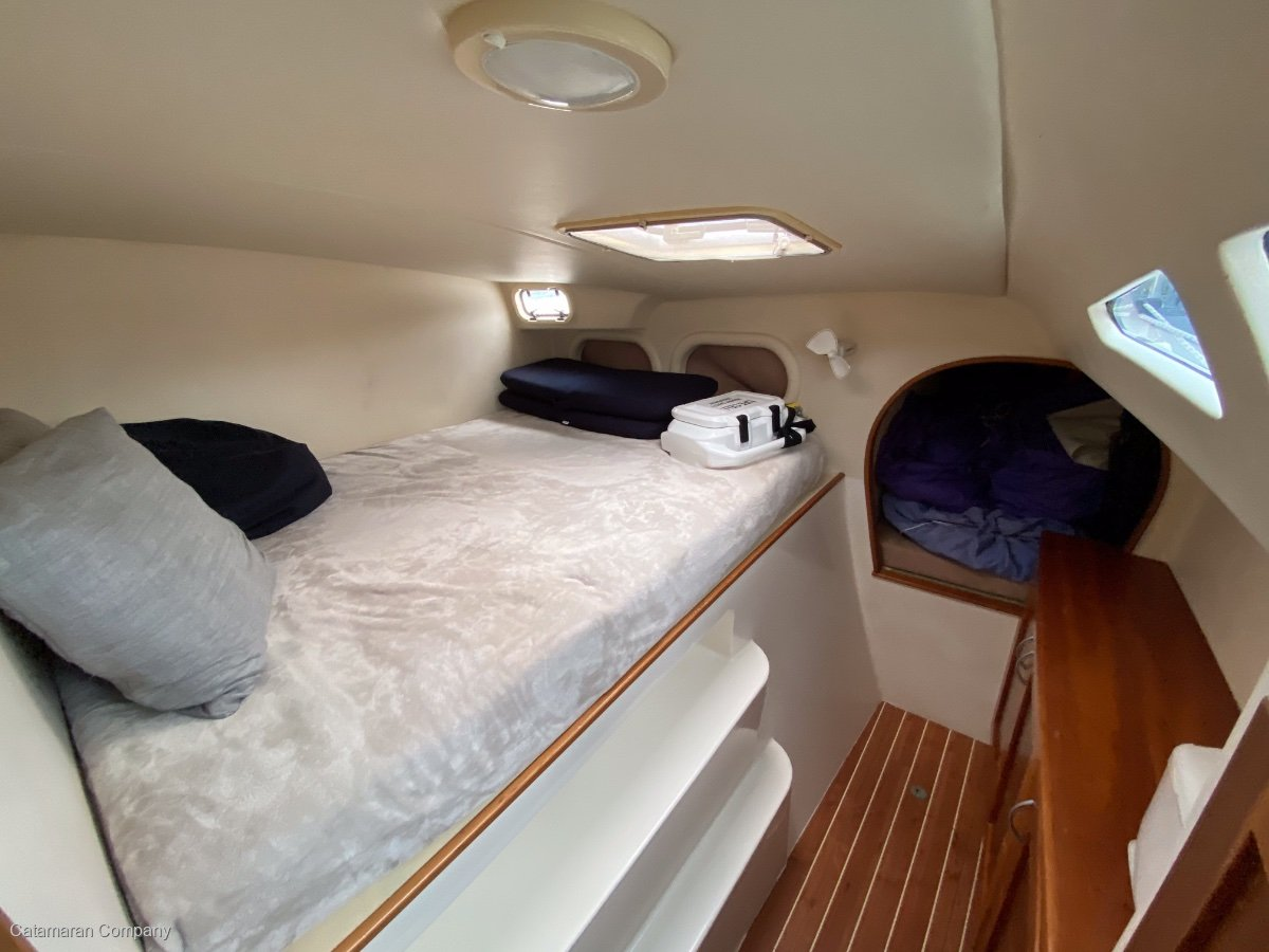 Lightwave 38 Cruise Equipped