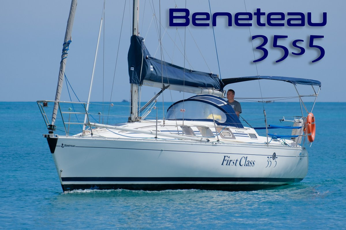 Beneteau First 35s5 - SOLD
