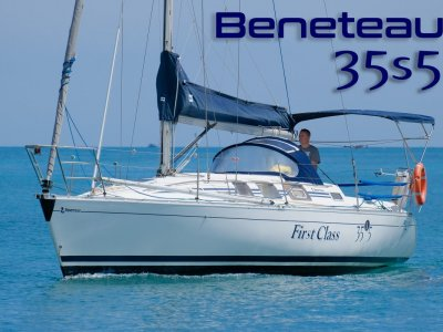 Beneteau First 35s5 - HILLARYS PEN INCLUDED