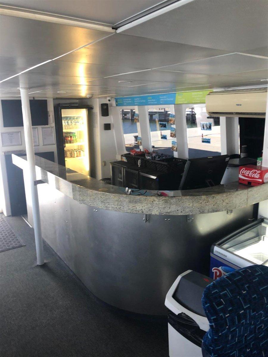 Sabre Catamaran Aluminium Passenger Ferry Catamaran