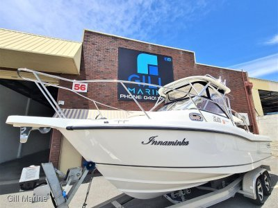 Boston Whaler 235 Conquest YOU WILL NOT FIND ONE BETTER.. ! DO NOT MISS OUT.. !