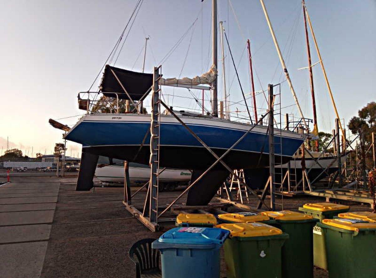 Holland 30 Cruiser / Racer