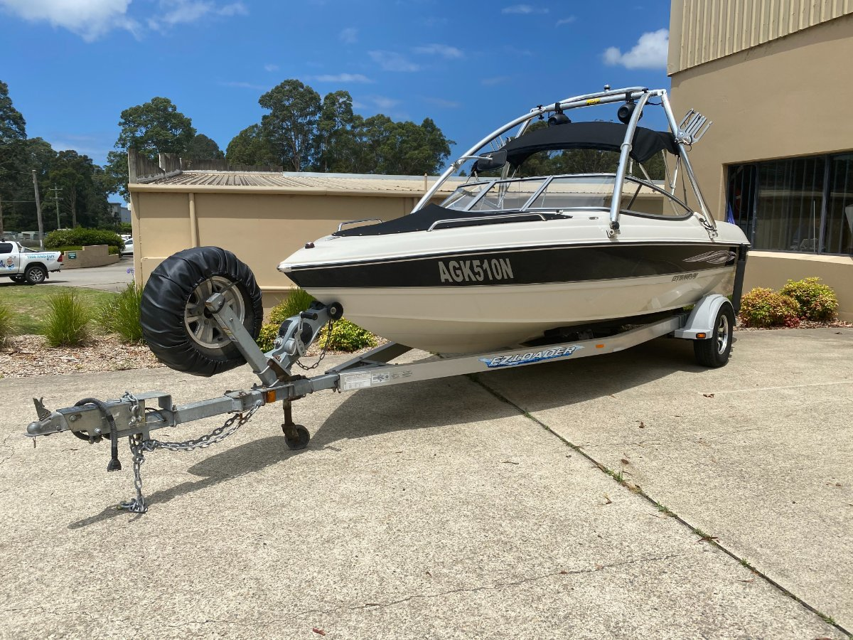 Stingray 195LX Bowrider