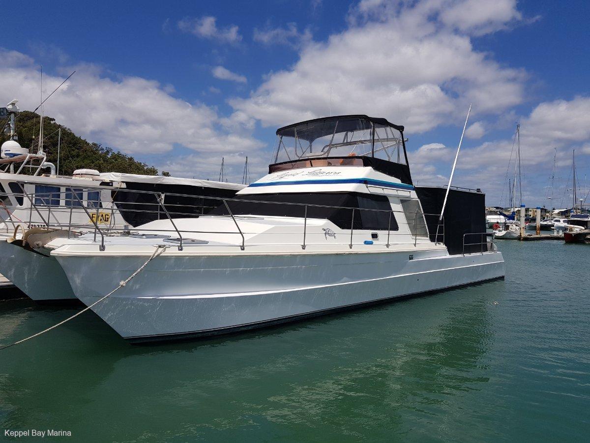 Venturer Catamaran Voyager 2000