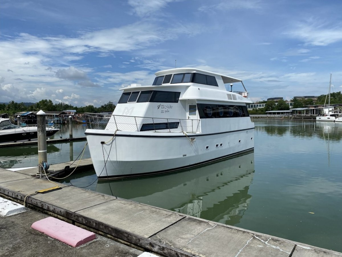 Mandarin Cruiser IV