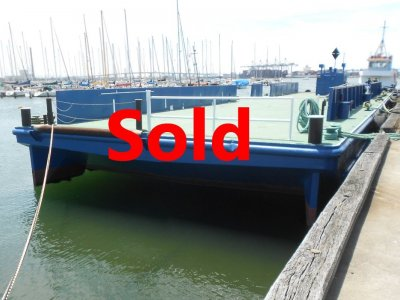 Dumb Barge 41m