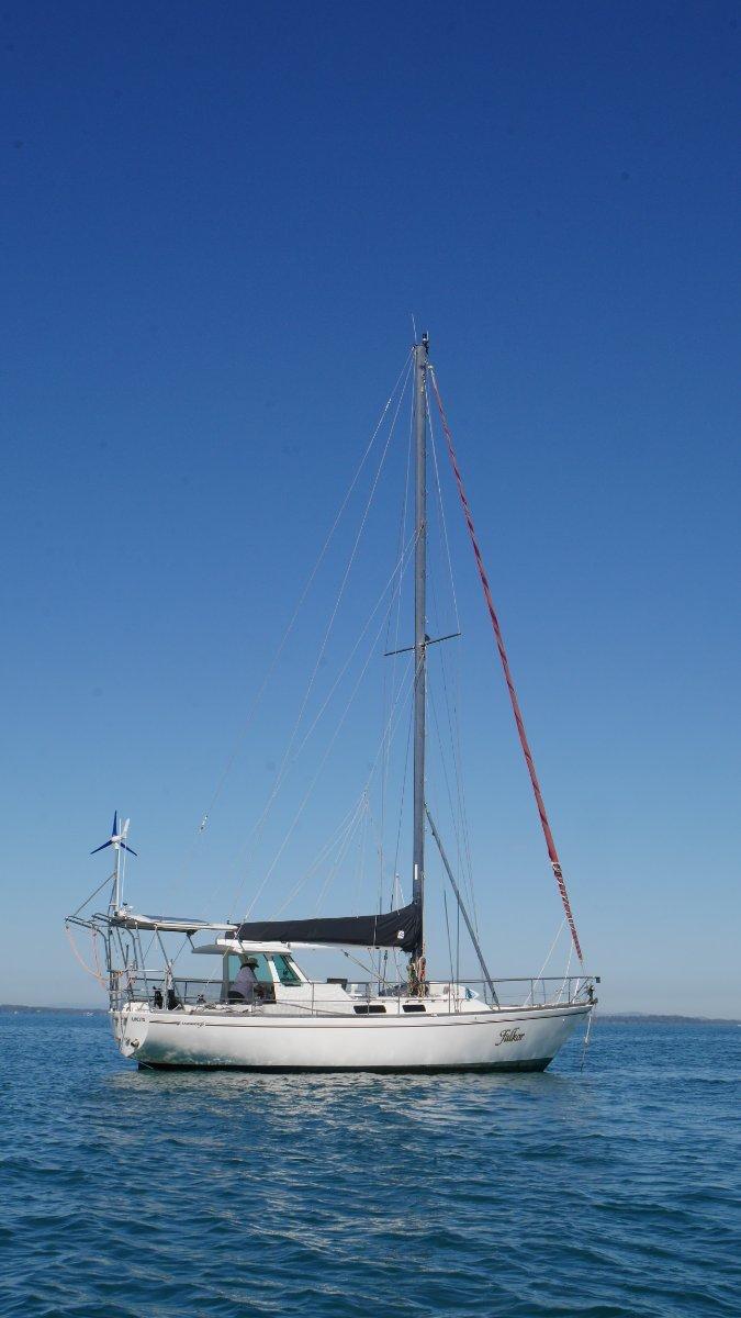 Lavranos 36 Offshore sailing sloop:Falkor