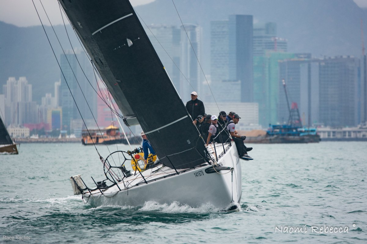 Mills 41 IRC By McConaghy Boats