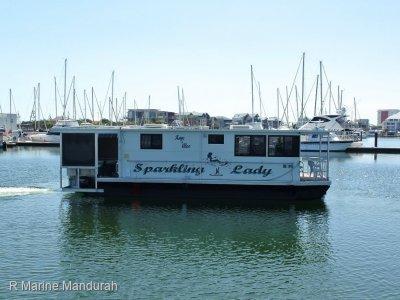 **Outstanding Custom Houseboat ***WOW $ 139,900